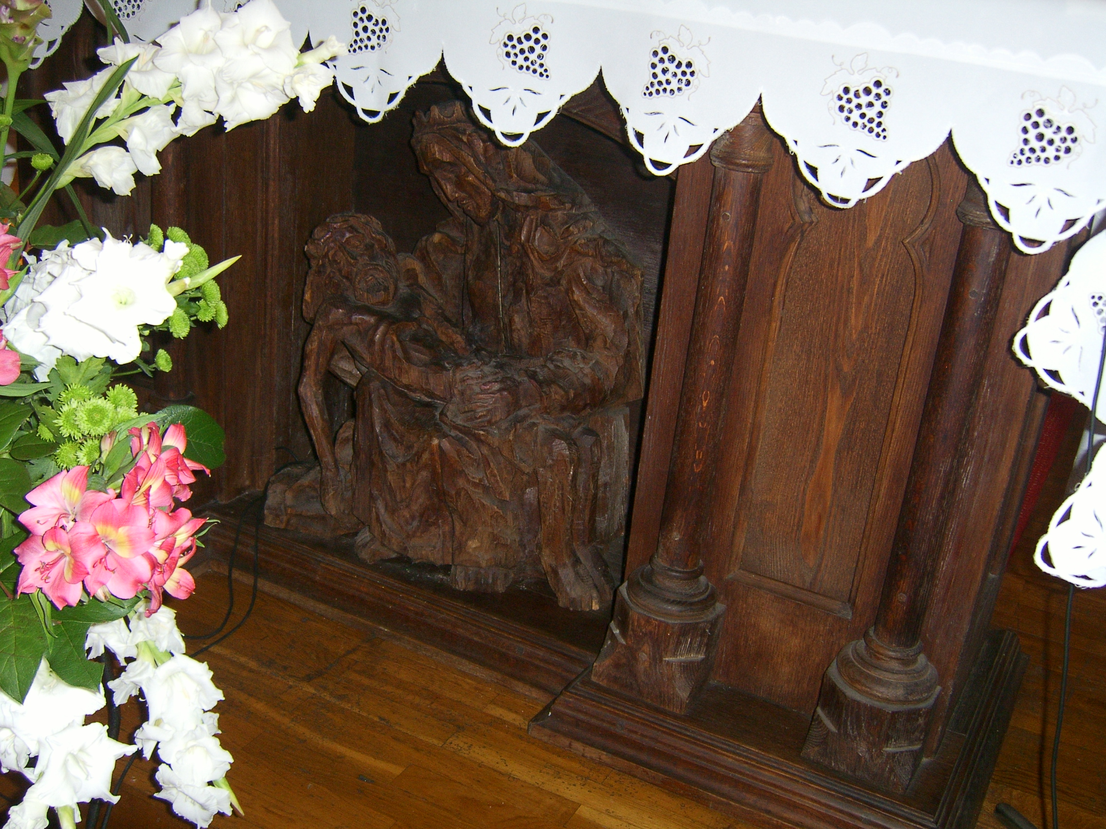 Altoriaus stalas, 1993m., Druskininkų bažnyčia