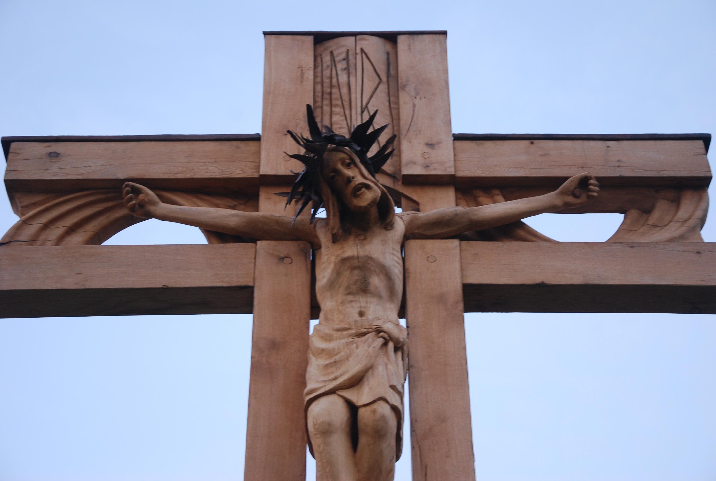 Kryžius Liškiavoje 2 2014m
